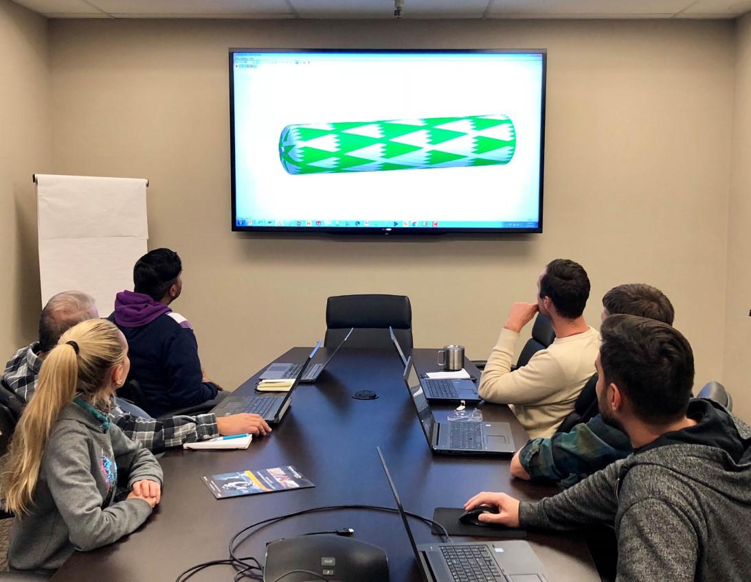 FiberGrafiX software training