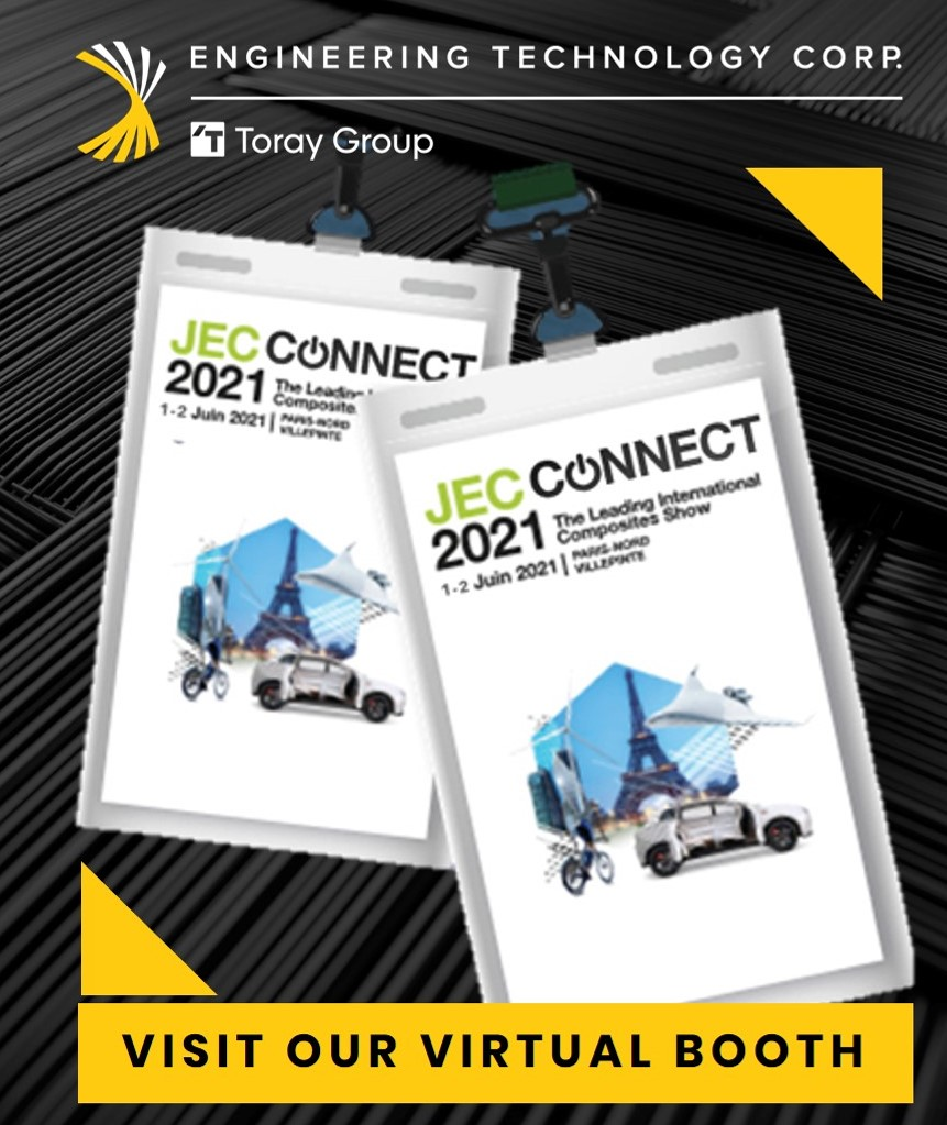 Engineering Technology Corp. at JEC Composites Connect 2021
