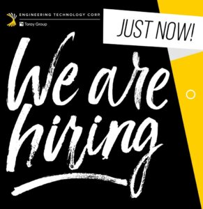 Engineering Technology Corp. is hiring